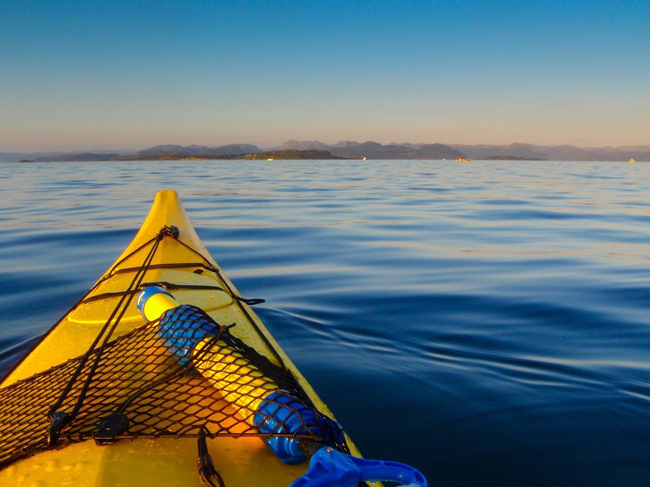 Kayaking Hermanus Explore